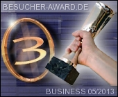Business Award Mai 2013